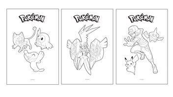 pokémon ausmalbilder zum ausdrucken   toggo eltern